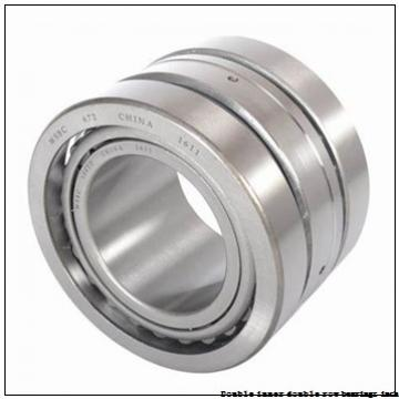 551002/551701D Double inner double row bearings inch