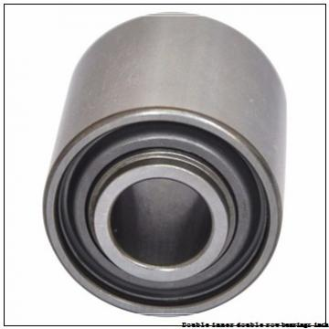 48393/48320D Double inner double row bearings inch