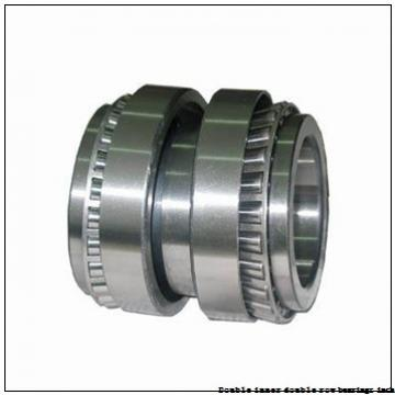 67985/67921D Double inner double row bearings inch