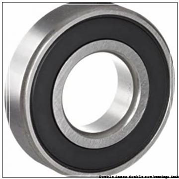 99575/99101D Double inner double row bearings inch