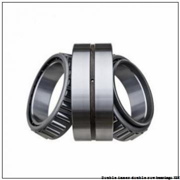 100TDO215-4 Double inner double row bearings TDI