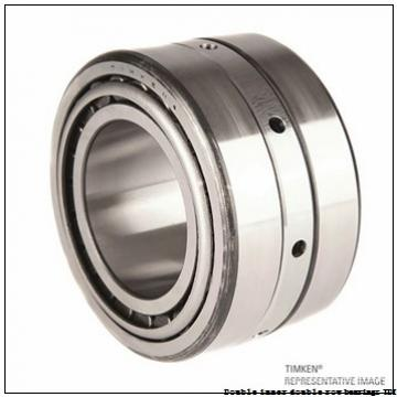 140TDO200-2 Double inner double row bearings TDI