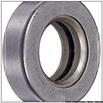 TSX205  Full complement Thrust bearing