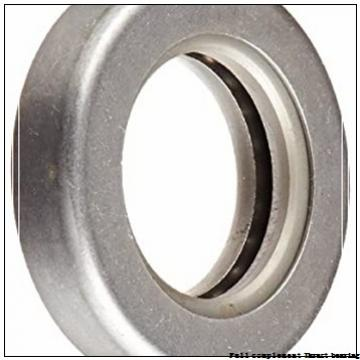 TSX640  Full complement Thrust bearing