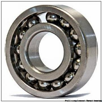 TSX380  Full complement Thrust bearing