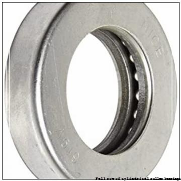 NCF2220V Full row of cylindrical roller bearings