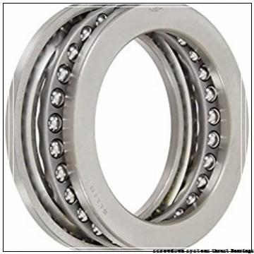 172TTsX934 screwdown systems thrust Bearings