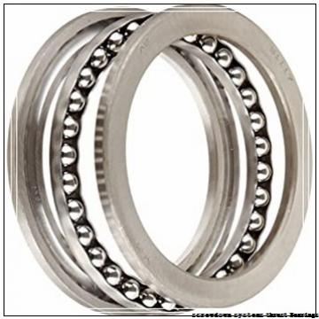 126TTsv922 screwdown systems thrust Bearings