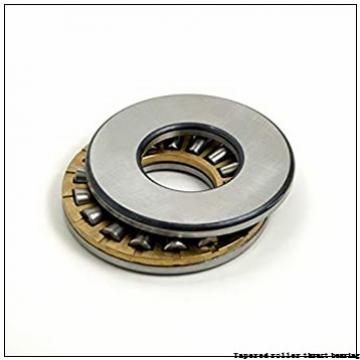 T76 T76W Tapered roller thrust bearing