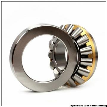 T157 T157W Tapered roller thrust bearing