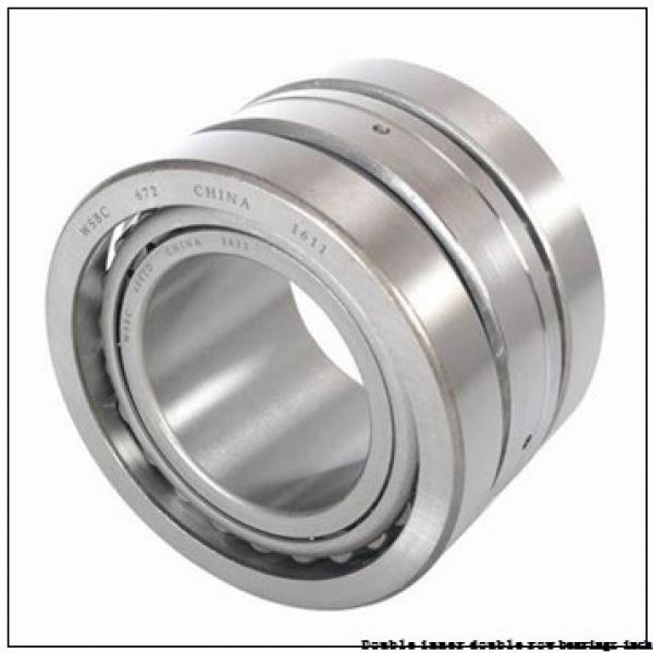 551002/551701D Double inner double row bearings inch #2 image
