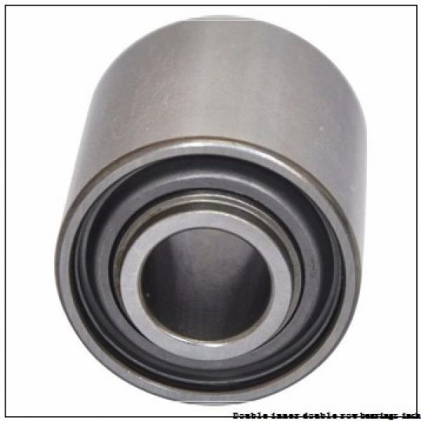 551002/551701D Double inner double row bearings inch #1 image