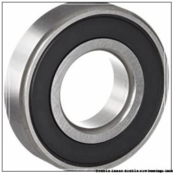 EE127095/127136D Double inner double row bearings inch #1 image