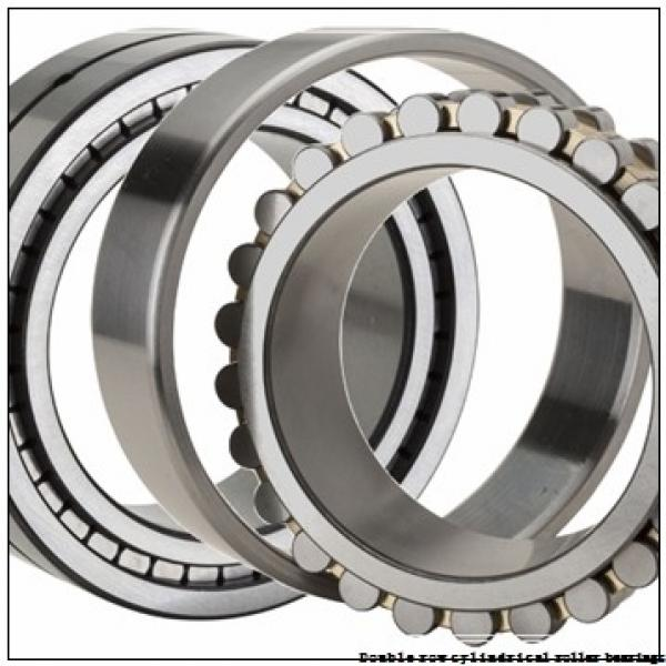NNU4876 Double row cylindrical roller bearings #1 image
