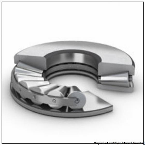 T202 T202W Tapered roller thrust bearing #1 image